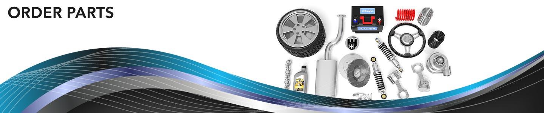 Order Auto Parts from Hosmer Honda, in Mason City, IA