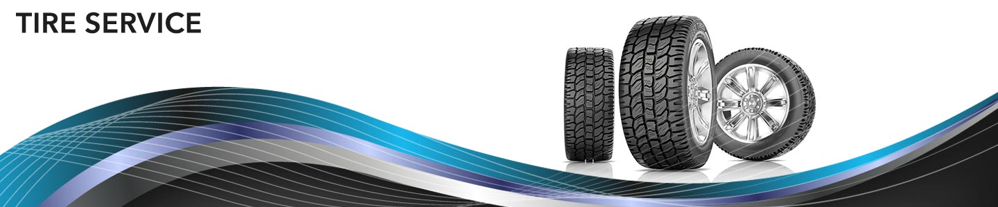 Professional Tire Service & New Tires for All Makes in Mason City, IA