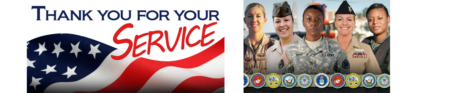 Military Discounts Available in Wayne, Michigan