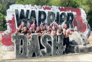 Warrior Bash