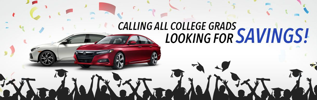 College grad program at DCH Academy Honda