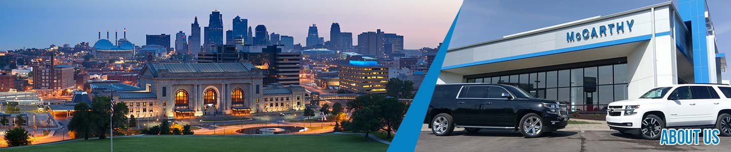 McCarthy Auto Group - Trusted Dealerships in MO and KS