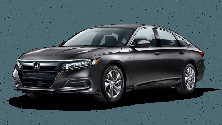 Honda Accord Sedan Body In Grey Metallic Color