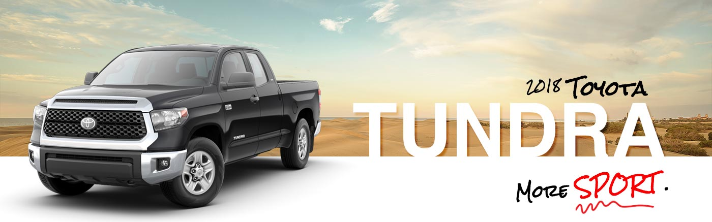 2018 Black Exterior Tundra On Road at Brownsville Toyota