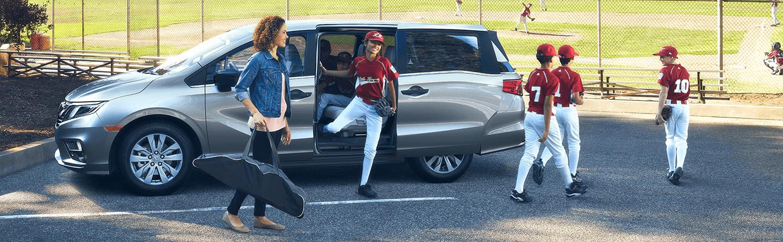 2018 Honda Odyssey at Regal Honda