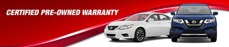 Certified Pre-Owned Warranty in Vidalia, Georgia