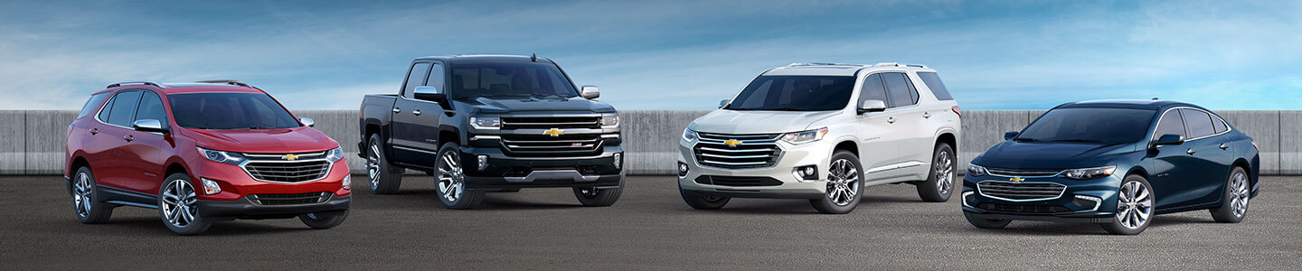 Chevrolet Vehicles in New Port Richey, Florida