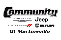 Value your Trade at Community CDJR of Martinsville