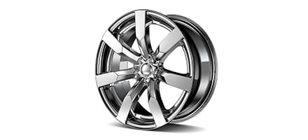 Chrome Your Factory Wheels