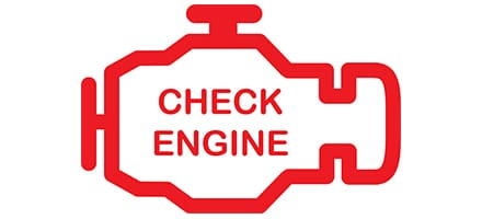 Courtesy Check Engine Light Inspection
