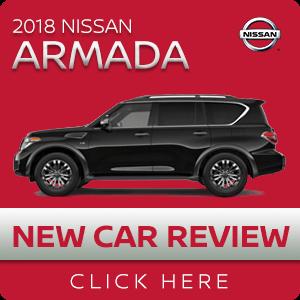Nissan Armada Review