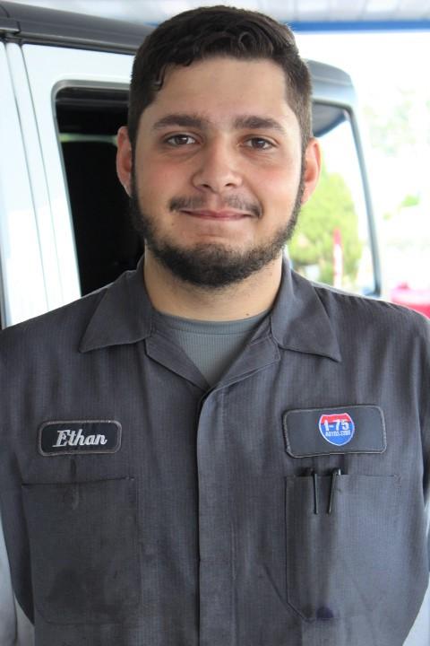 Ethan  Cole Bio Image