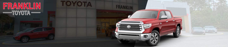 Toyota Fluid Services for Bulloch County & Savannah, GA Drivers