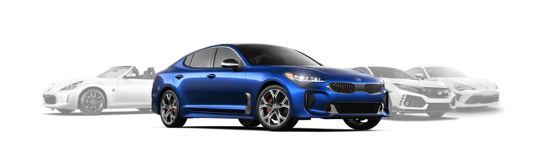 Kia Stinger Advantages Vs. The Competition For Augusta, GA Drivers
