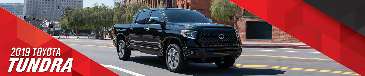 2019 Toyota Tundra Truck on the Northshore