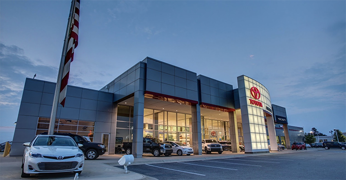 Mark McLarty Toyota | Contact Us