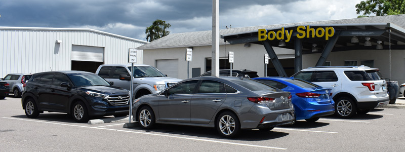 Lakeland Automall Body Shop and Collision Center