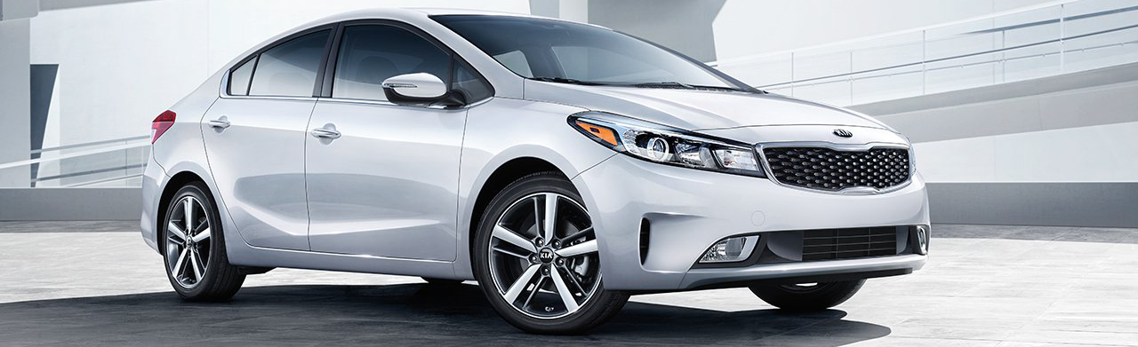 Get Behind The Wheel Of A 2018 Kia Forte At Weston Kia in Gresham, OR