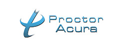 Proctor Acura Logo