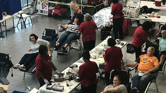8th Annual Community Blood Drive
