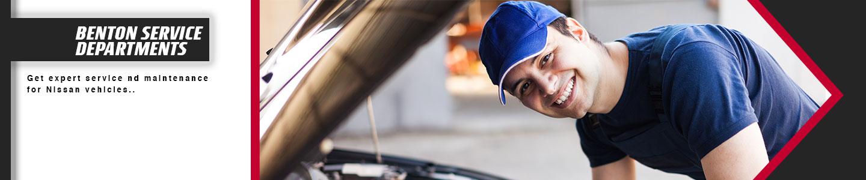 Benton Nissan Autogroup Service Departments