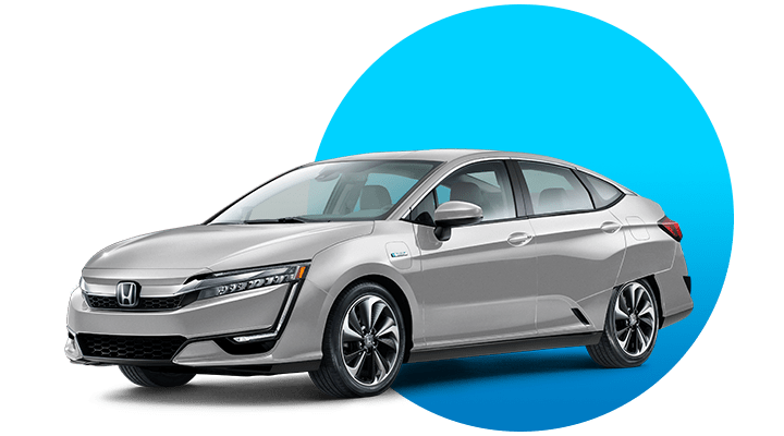Honda Clarity Silver Image