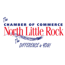 North Little Rock Chamber of Commerce logo