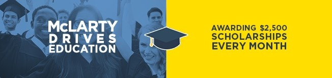 McLarty Drives Education