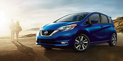 New Nissan Versa Note
