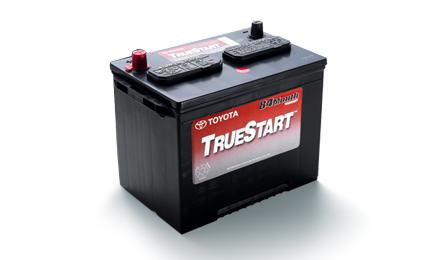Genuine Toyota True Start Batteries