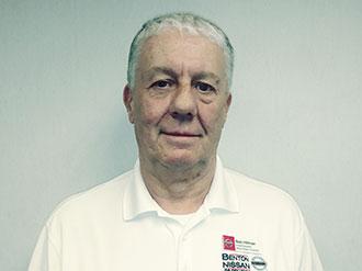 Bob Hillman Bio Image