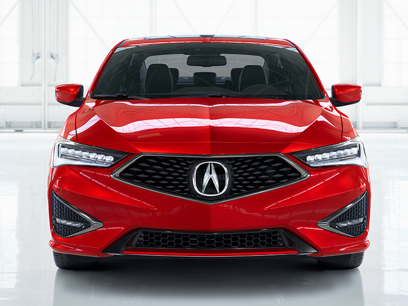 2019 ILX Front View