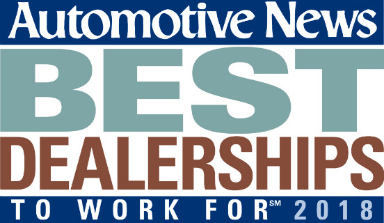Automotive News Best Dealerships to Work For 2018