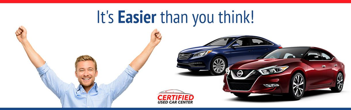 How to buy a used car at Certified Used Car Center