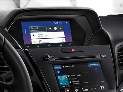 2019 ILX Dashboard