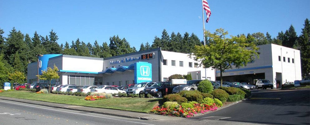 All About Our Honda Dealership in Bellevue Serving Seattle, WA