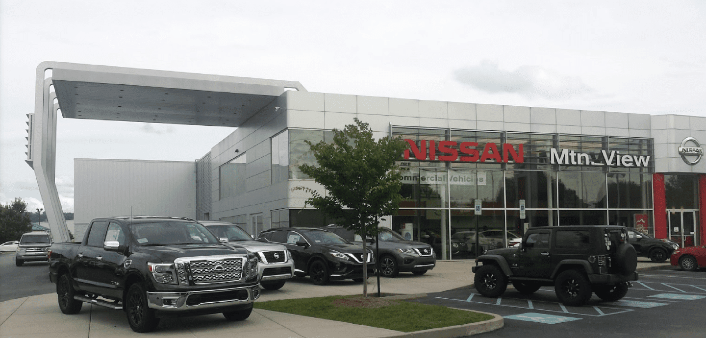 Discover Mountain View Nissan In Chattanooga, TN