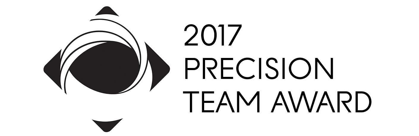 2017 Precision Team Award