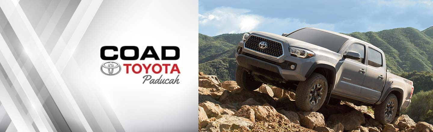 Order Toyota Parts in Paducah near Murray, KY