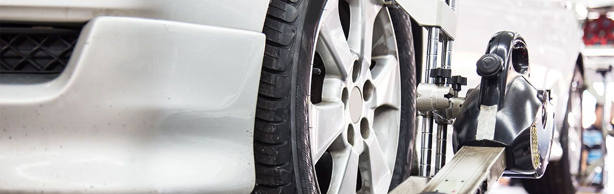 Premier Nissan of Metairie alignment