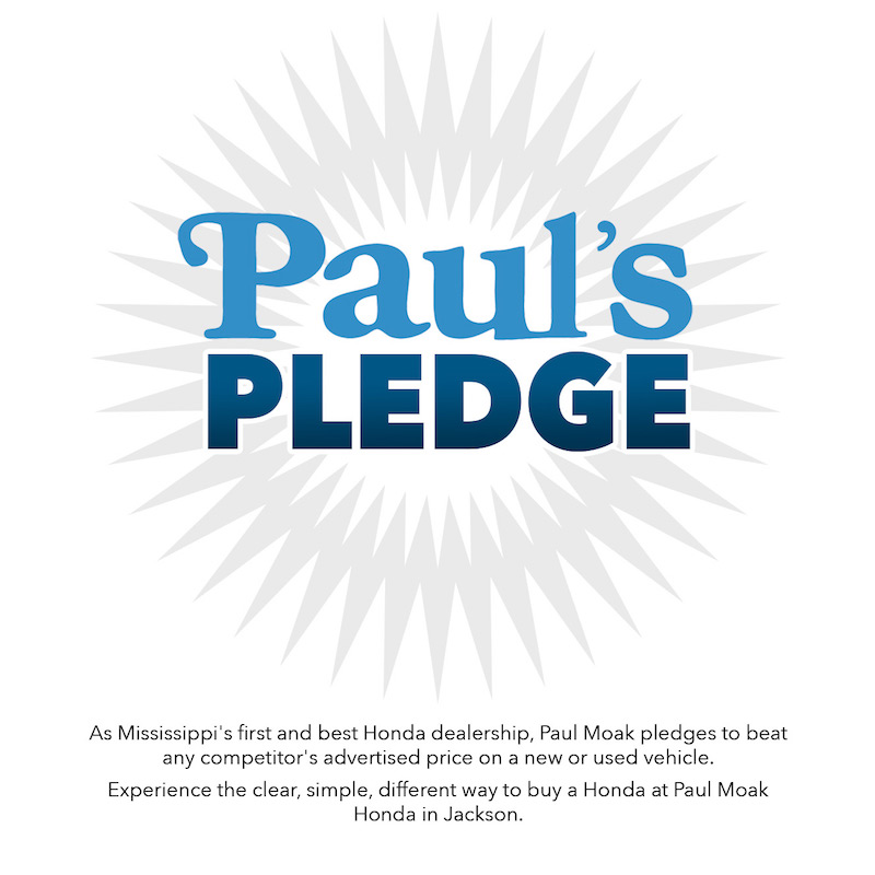 Paul's Pledge