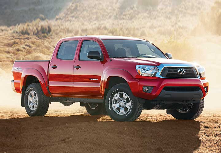 toyota truck accessories