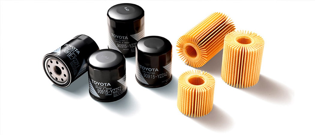 toyota oil filter