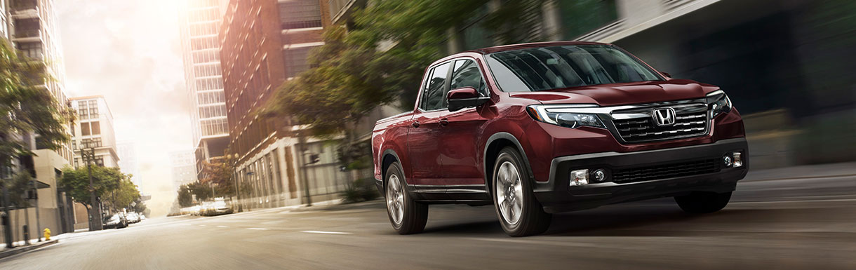 2019 Honda Ridgeline Pickups Near Lakeland, FL at Winter Haven Honda