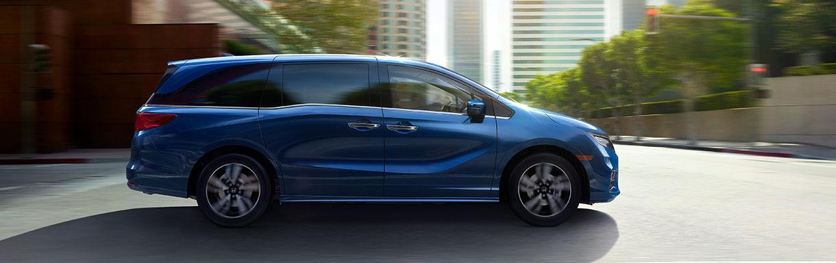 2019 Honda Odyssey Minivans Near Lakeland, FL at Winter Haven Honda