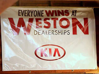 Weston Kia Hoedown