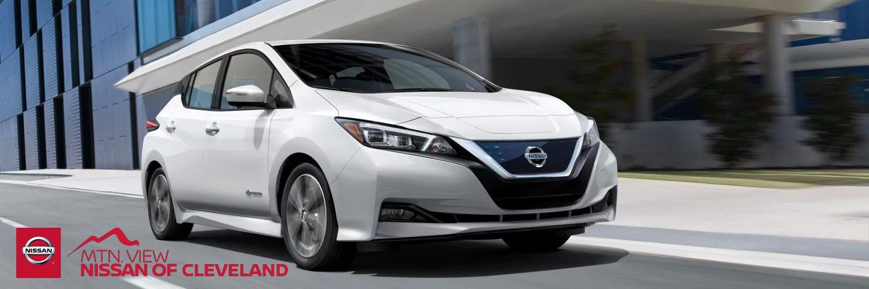 2019 Nissan LEAF Electric Car in McDonald near Cleveland, TN