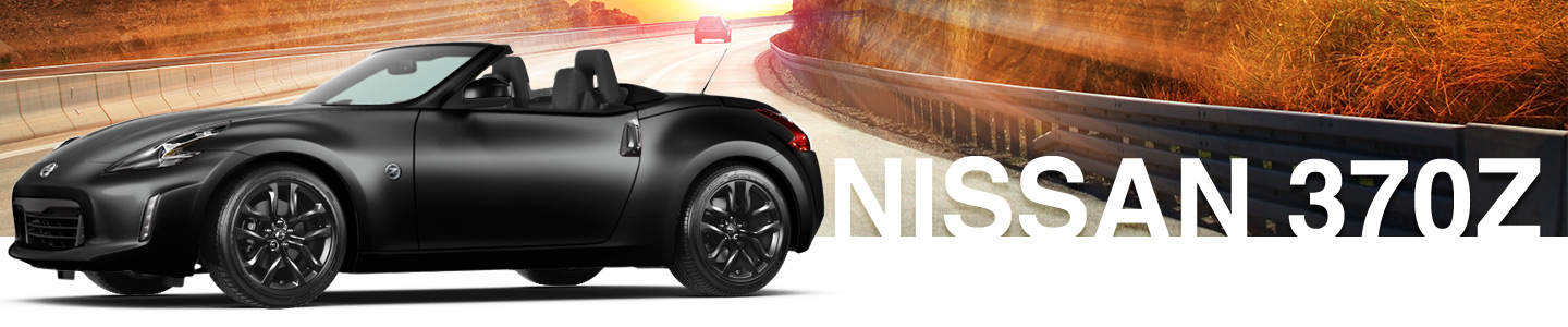Greenway Nissan of Venice 370Z Coupe