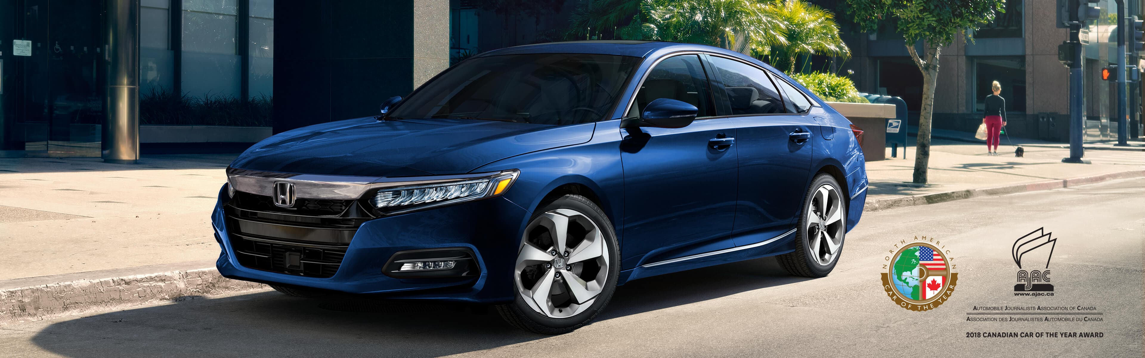 Meet The 2018 Honda Accord Family At Our New Glasgow, NS Dealership