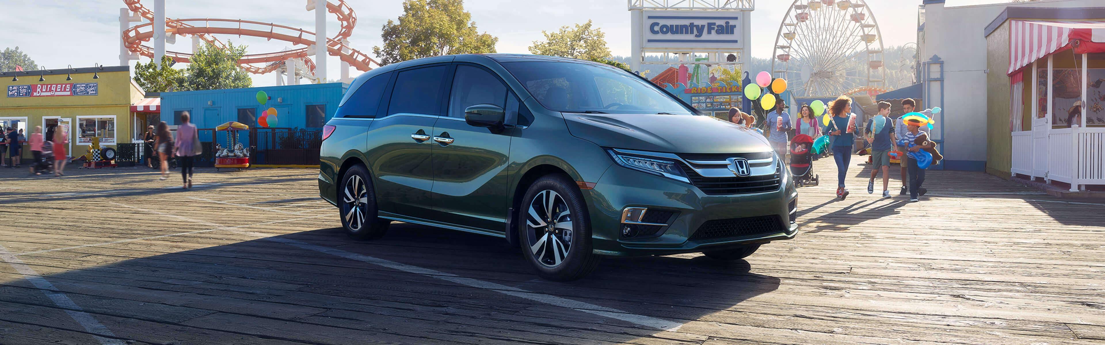 2019 Honda Odyssey Minivans In New Glasgow, NS Near Antigonish